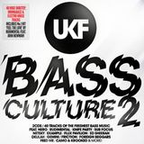 UKF Bass Culture 2 (Dubstep Electro House CD1 Megamix)