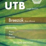 Frogcast 017 : Breezak  - Beats on the Leash