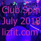 Club Spin 07 - July 26 2018