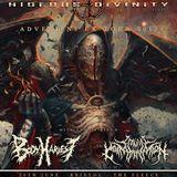 Gate Kicks!!-11/07/17 Josh presents the Death Metal band Hideous Divinity!!!