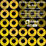 Divine Chord Gospel Show pt. 90 - SU-ANN The Starmaker Label Focus