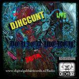 #DJHCCUNT @ D.G.Radio - Denied Mercy! LIVE PODCAST