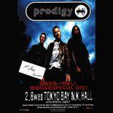 The Prodigy - Live @ NK Hall, Tokyo, Japan (6th Feb. 2002)