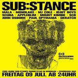 SCB @ 2 Jahre SUB STANCE - Berghain/Panorama Bar Berlin - 09.07.2010