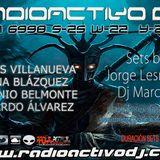 RADIOACTIVO DJ 22-2017 BY CARLOS VILLANUEVA