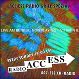 VitaminB on ACC-ESS Radio's DJ Changeover Grill Special 28-May-2017