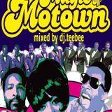 The Magic of Motown Oct. 2014 mixed by dj.teebee