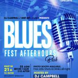 {LIVE SET} Blues Fest After Hours Bash
