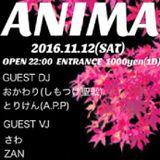 『ANIMA』dada.Open一周年記念SP!(2016.11.12)