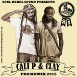 Cali P & Clay Promomix 2015 by Soul Rebel Sound
