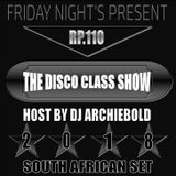 The Disco Class Bash Super Mager Show.RP.110 Present By Dj Archiebold [Guest Mix By King Jon's]