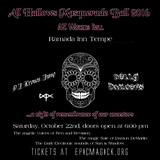2016 Witches Ball Vampire Set