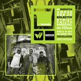 Kolectiv (Dispatch Recordings) @ DJ Mag Bunker #8