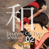 Japanese City Pop Session 02, Angel in the Mix 31.10.2016