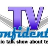 TV CONFIDENTIAL Show No. 424 with guests Joni Bovill, Julian David Stone, Regina Keller Gil and Caro