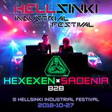 Hellsinki Industrial Festival | HEXEXEN x SADENIA B2B Live 2018-10-27