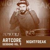 Nightfreak - Artcore Sessions vol. 9