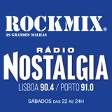ROCKMIX  6 Nostalgia emissao 2º Hora 25-6-2016