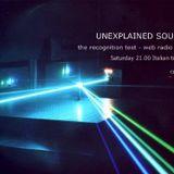 Unexplained Sounds Group - the recognition test # 2