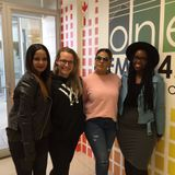 One FM 94.0 - LJ chats to Laeeqa, Ashleigh & Asanda from Cosmetix