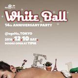 "Shangri-La 56 @ageHa, Tokyo ""WHITE BALL"" [Dark room DJ rec]"