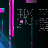 Quick Mix Ahead Of Freak Chic Lounge at D-Edge