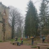 Experimentelles Spazieren mit Itten (Sendung vom 16. Januar 2018)