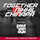 Together with Nikhil Chinapa #TGTR163