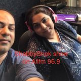 The ShabbyShak show on Allfm 96.9 featuring Lollywood  (Pakistani) playback singer Anwar Rafi