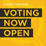 The Candidates for SU Elections 2016