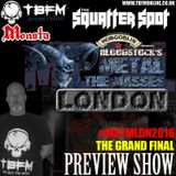The Squatter Spot on TBFM Online (15-05-2016 M2TMLDN2016 Grand Final Preview)