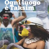 """Presentazione del libro """"Ogni luogo è Taksim"""" su Radio Border - Karibu : 11/04/2018"""
