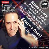 Sandro Dessì *Amazing House* Soulful Session on House Beats Radio Station  28 October 2017