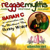 Interview with Bunny Wailer on Reggaemylitis Show, Vibes FM, 15 July 2015
