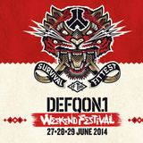 A-Lusion @ Defqon.1 2014 UV Stage