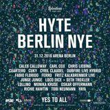 """Monika Kruse at """"Hyte Berlin NYE"""" @ Arena (Berlin - Germany) - 31 December 2016"""