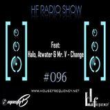 HF Radio Show #096 - Masta-B