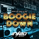 @DJINZO live at BOOGIE DOWN (4-10-19)