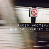 Radio Hootenanny Hr 2 End of January 2017