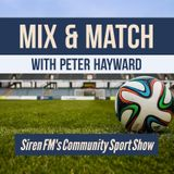 29th October 2016: Mix and Match Extra Time