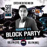 DJ LP - KIIS FM - Rodney O's Block Party Guest Mix - 10-6-17