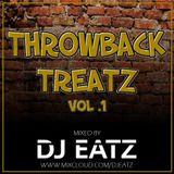 DJ Eatz Throwback Treatz Vol.1
