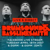 Drumsound & Bassline Smith - Live & Direct #34 [18-04-17]