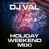 Holiday Weekend Mix!
