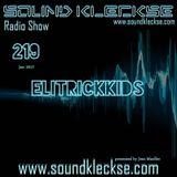 Sound Kleckse Radio Show 0219 - ElitrickKids - 09.01.2017