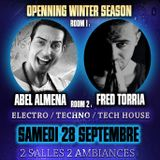 Manuel MAZY SeT Opening WinTer SeaSon 28/09/13