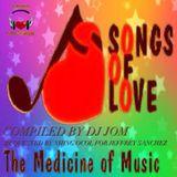Songs of Love -  Req by. Nhing Ocol for Jeffrey Sanchez - DJ Jom