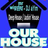 Wigmix - Our House (Bristol) Live Set - Oct '16