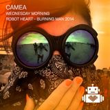 Camea - Robot Heart - Burning Man 2014