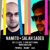 THE CRATE | Salah Sadeq + exclusive guest mix from Namito (Green Horn Records)